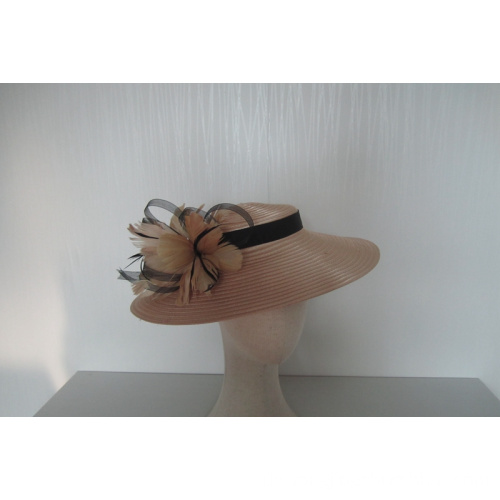 NEW-Women's Satin Church Fascinators Hüte --YJ88