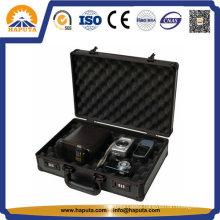 Professional Safety Hard Aluminum Camera Case (HC-1002)