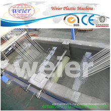Double Screw Extruder Water Cooling Strand Pelletizing Equipment