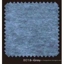 Серый цвет Non Сплетенный Вставить точечный флизелин с порошком ПА (8018grey)