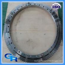 Supply crane turntable bearing