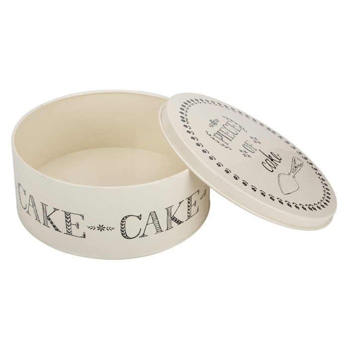 Cake Cookie Storage Box