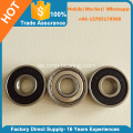 608-2RS 608-ZZ Radial Kullager 8X22X7 Skate Bearing