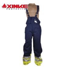 New Style Flame Retardant Safety Used Fr Work Bib Pants