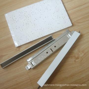 Armstrong Ceiling T Grid & Mineral Fiber Ceiling Tile