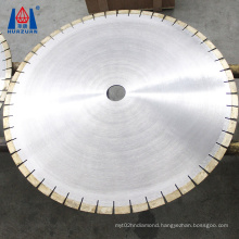 China Wear resistant 700mm Marble Diamond Circular Saw Blade