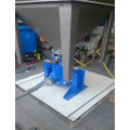 Fase densa Pneumaitc Mini Pot Conveyor
