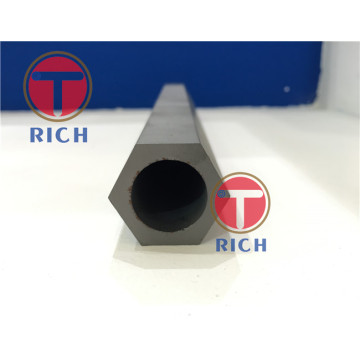 Seamless Cold Drawn Outside Hexagon Shaped Steel Tube