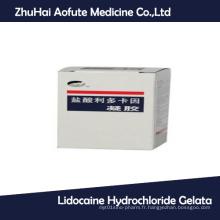 Clorhydrate de lidocaïne Gelata