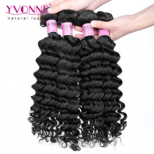 Best Quality Deep Wave Virgin Cambodian Human Hair