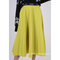 DAMEN PLEATED MIDI ROCK