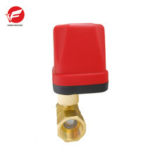 brass temperature controlled valve instead of solenoid valve