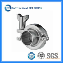 3A Standard Stainless Steel SSS304 Material Clamp Ferrule