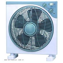 Ventilador de caixa elétrica de 12 '' de 3 velocidades com temporizador
