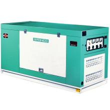 Água silenciosa refrigerou o grupo de gerador diesel 10kw-500kw