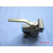 Válvulas de cierre del remolque