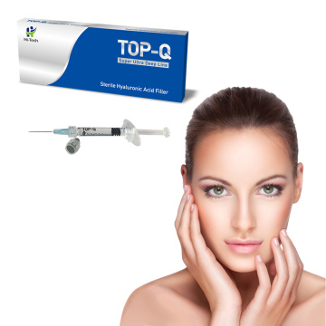 TOP-Q Reine natürliche Hyaluronsäure-Spritze 1 ml Ultra Deep Injectable Dermal Filler for Butt