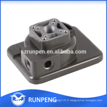 Pièces de rechange de moteur en fonte d'aluminium