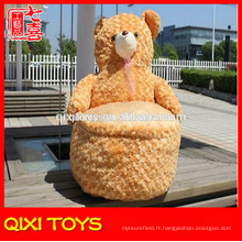 peluche teddy chaise en peluche bébé animal chaise de sofa
