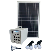 20w Portable Solar Kits with Mobile Charger