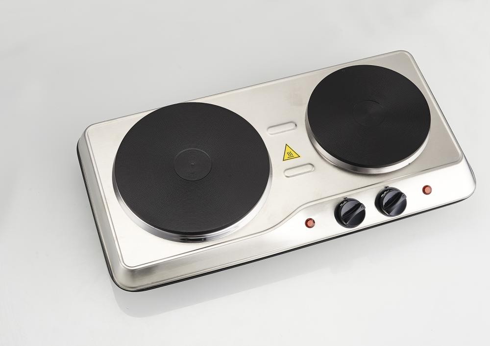 Electric Double Hot plate