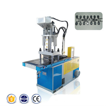 Slide Plate Type Vertical Injection Moulding Machine