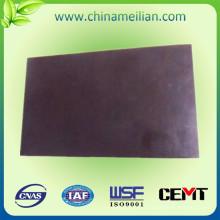 Hoja de aislamiento de estructura de acero, Hoja de fibra de vidrio