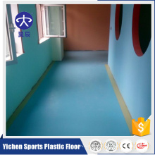 Tapis de sol en vinyle PVC pour la maternelle