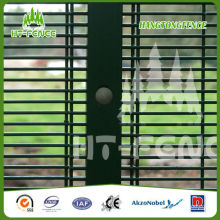 High Security PVC Coated Wire Mesh Fence