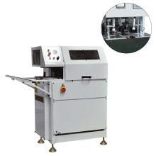 UPVC window profile corner cleaning machine