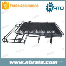 RS-108 folding steel sofa bed frame