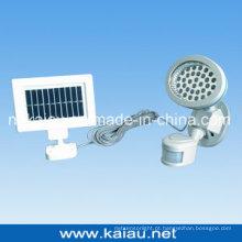 3W Outdoor Solar Sensor de Movimento Luz (KA-SSL01)
