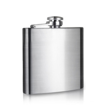 Promotional Popular Custom Stainless Steel Hip Flask