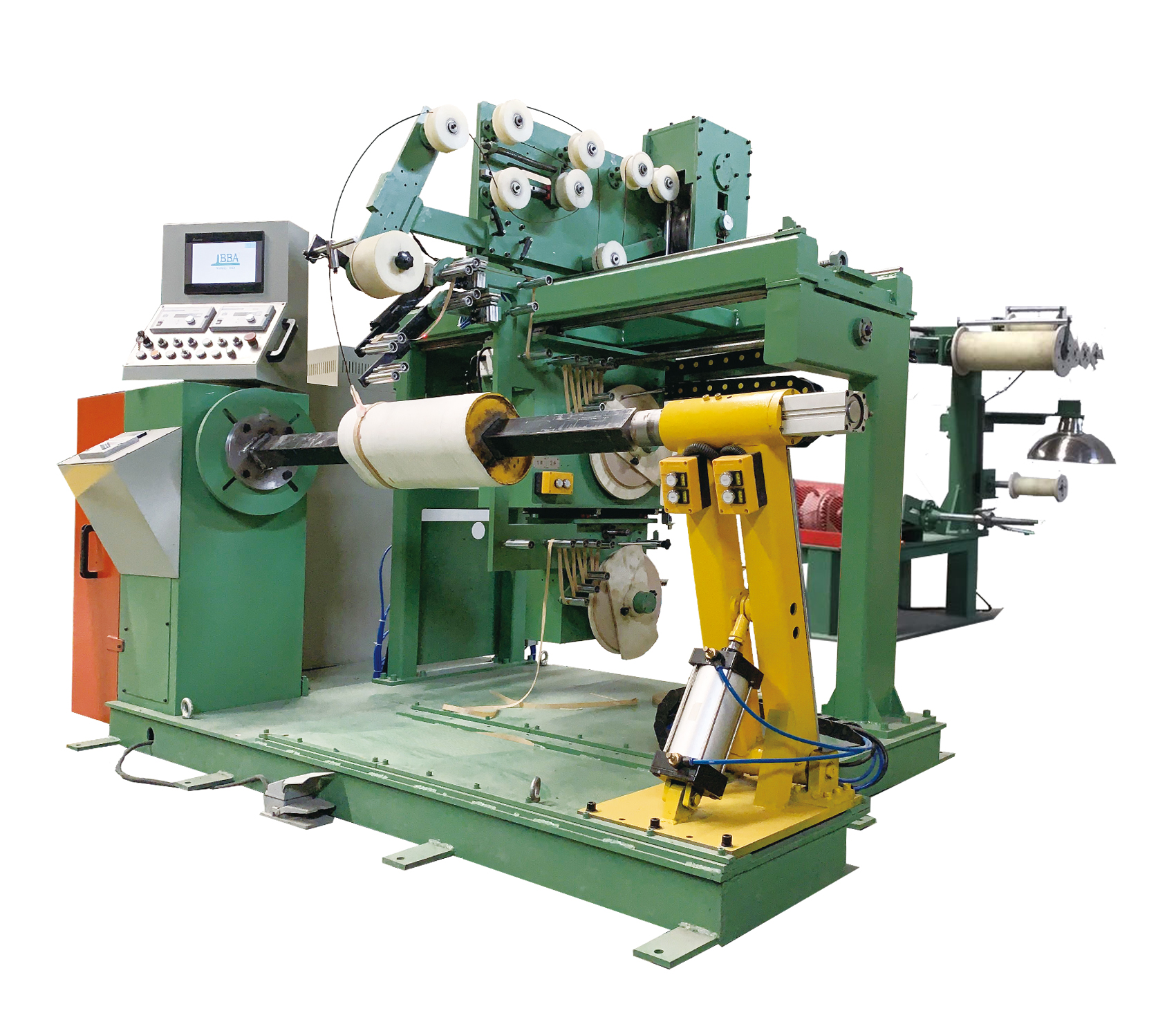 Hv Winding Machine