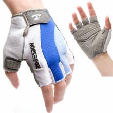 New Fashion Unisex Bike Gloves Half Finger Sport Gloves