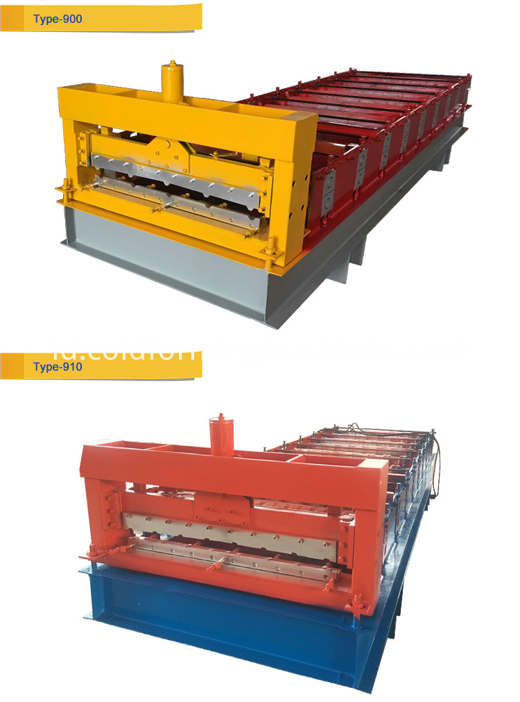 roll forming machine 3