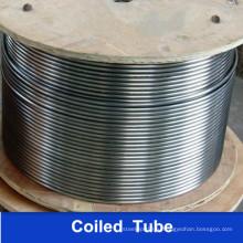 304 304L Tubo En Espiral Soldado Del Acero Неокисляемый