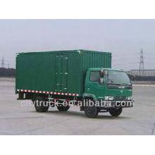 Alta calidad 7 toneladas dongfeng contenedor de camiones