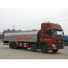 Dongfeng Tianlong 8x4 milk truck,26000L milk transport truck