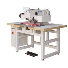 Máquina de coser automática de patrones extra pesados