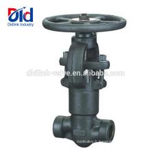 Conduit traversant Tête de puits Orbinox à 12 dimensions 6 C 8 8 Joint de grue, vanne forgée 1