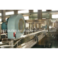 Machine de capsulage de remplissage d'eau potable automatique