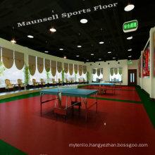 Cheap PVC Flooring for Table Tennis Court
