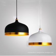 Retro restaurant bar black lights design lighting hanging antique industrial pendant lamp