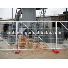 DM 2015Hot dipped galvanized Temporary Fence from chinese factory