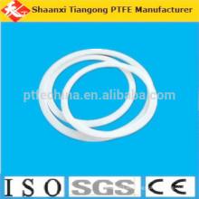 Alta presión resiste el material puro ptfe o-ring