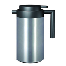Stainless Steel Coffee Pot with Glass Refill for Home