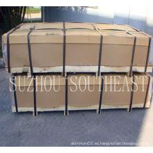 Mejor precio hoja de aluminio 8011