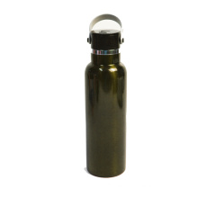 double wall stainless steel self-cleaning water bottle  with uv water purifier