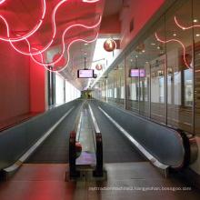 Public Auto Start Passenger Inclined Indoor Outdoor Moving Sidewalk